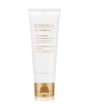 MISSHA Super Aqua Pianka oczyszczająca