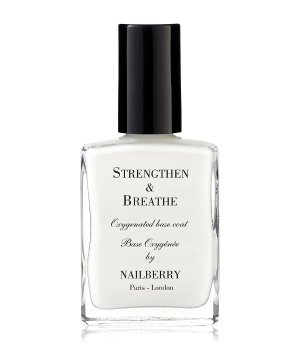 Nailberry Strengthen & Breathe Baza do lakieru do paznokci