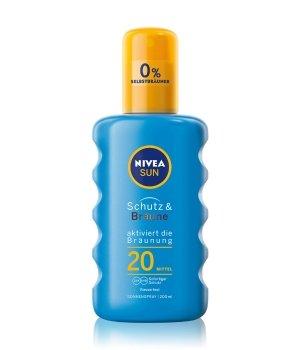 NIVEA SUN Schutz & Bräune Spray do opalania