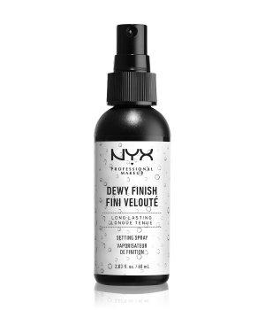NYX Professional Makeup Dewy Finish Spray utrwalający