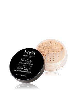 NYX Professional Makeup Mineral Puder sypki