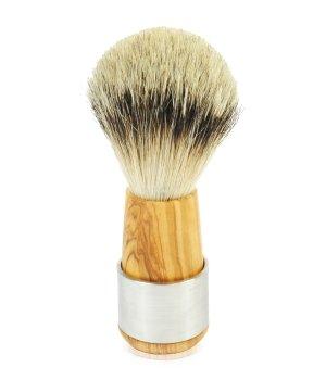 Golddachs Olivenholz Pędzel do golenia
