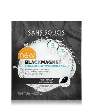 Sans Soucis Black Magnet Maseczka w płacie