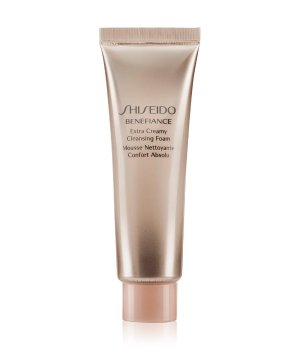Shiseido Extra Creamy Cleansing Foam Benefiance WrinkleResist 24 Pianka oczyszczająca dla kobiet