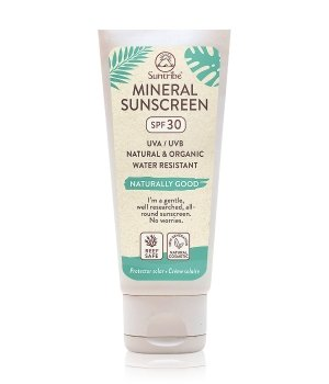 Suntribe Mineral Sunscreen Krem do opalania