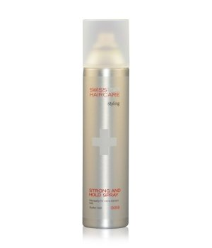 Swiss Haircare Strong & Hold Spray do włosów
