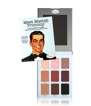 theBalm Meet Matt(e) Trimony Paleta cieni do powiek