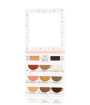 theBalm What´s The Tea Palette Paleta cieni do powiek
