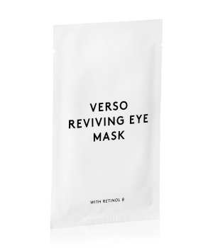Verso Skincare Reviving Eye Mask Płatki pod oczy