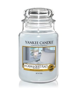 Yankee Candle A Calm & Quiet Place Świeca zapachowa