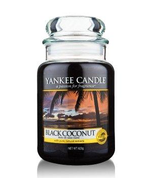 Yankee Candle Black Coconut Świeca zapachowa