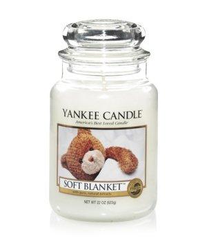 Yankee Candle Soft Blanket Świeca zapachowa