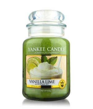 Yankee Candle Vanilla Lime Świeca zapachowa