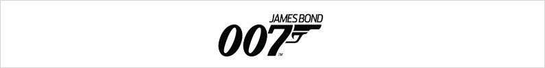 James Bond 007 transparent marka
