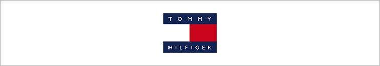 Tommy Hilfiger transparent marka