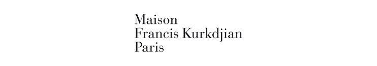 Maison Francis Kurkdjian transparent marka