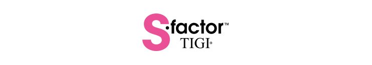 S-Factor by TIGI transparent marka