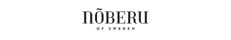 Noberu of Sweden transparent marka