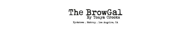 The Browgal transparent marka