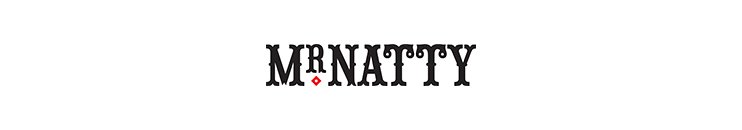 Mr Natty transparent marka