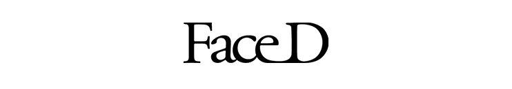Face D transparent marka